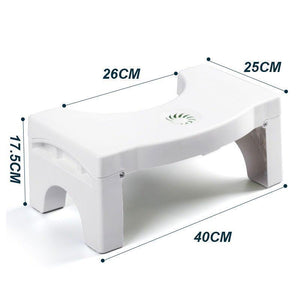 higomore ™ Folding Multi-Function Toilet Stool