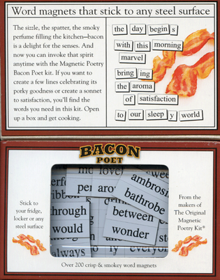 Bacon Poet