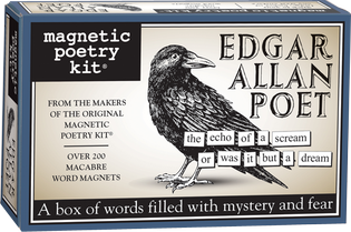 Magnetic poetry kit erotic