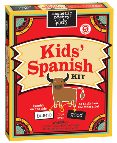 Kids' Spanish Kit