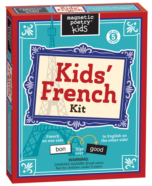 Kids' French Kit