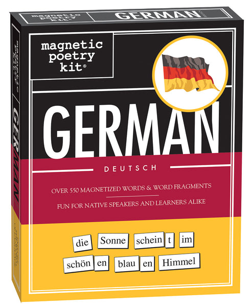 German Kit
