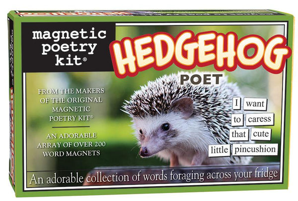 Hedgehog Poet