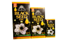 Load image into Gallery viewer, 100% PURE AND COLD PRESS BLACK SEED OIL (1oz, 4oz, 8oz) 3 sizes