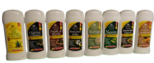 Load image into Gallery viewer, DEODORANT (Natural & Pure) 8 varieties Net Weight: 2.65 fl.oz - Elite Seamoss and Organics