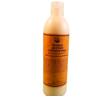 Load image into Gallery viewer, HAIR CONDITIONER( Therapeutic, Mango Butter, Moringa) Net Weight: 13 oz.