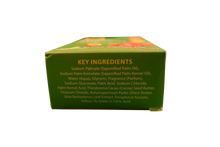 Load image into Gallery viewer, SHEA BUTTER SOAP with Raspberry & Aloe Net Weight: 6.3oz.