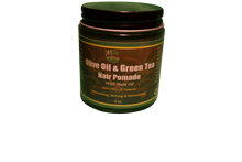 Load image into Gallery viewer, HAIR POMADE (Pure & Natural) Net Weight: 4 oz.