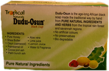 Load image into Gallery viewer, DUDU-OSUN (PURE & NATURAL) Net Weight: 5.2 oz.