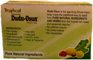 DUDU-OSUN (PURE & NATURAL) Net Weight: 5.2 oz.