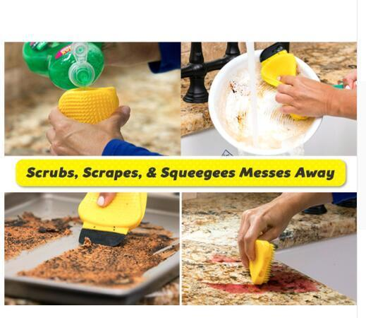 Multiple Usage Sponge