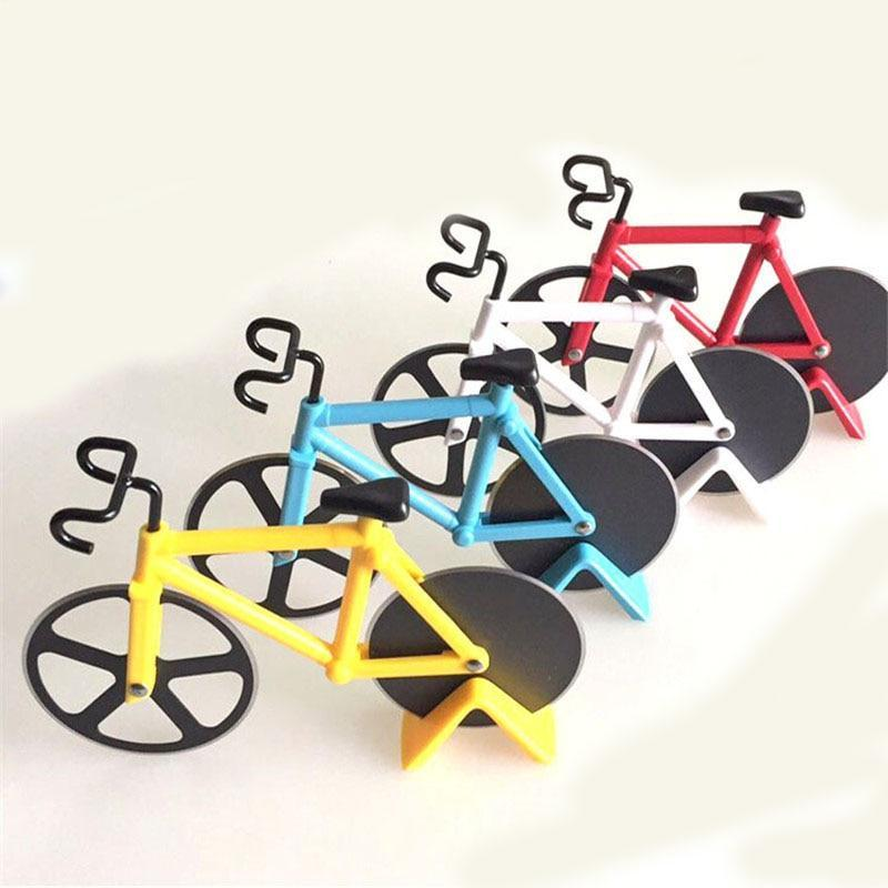 Hip Pizza Bike Cutter