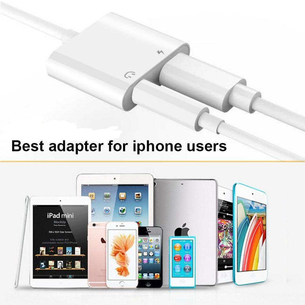 Music And Charging Adapter