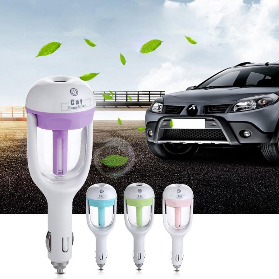 Car Steam Humidifier Air Purifier