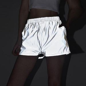 Bright Reflective Shorts