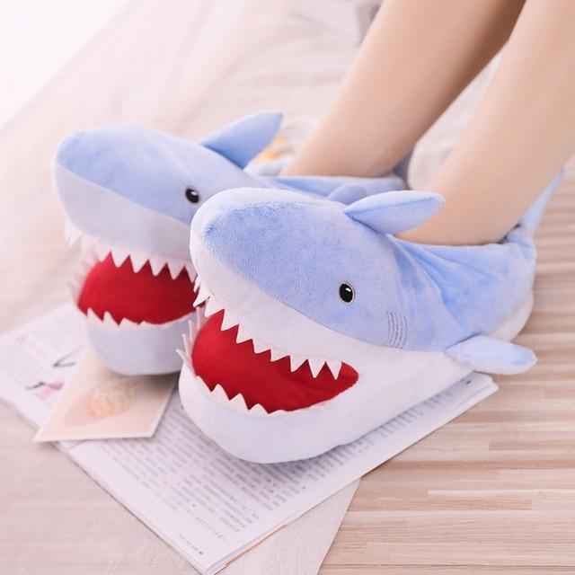 Sharky Shark Slippers
