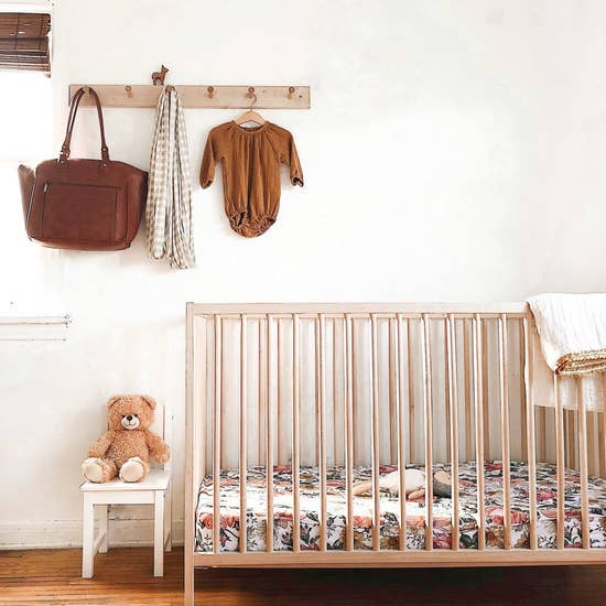 How to Put Together a Nursery on a Small Budget – Fun, Functional, & Frugal