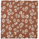Swaddle Daisy Clay Brown