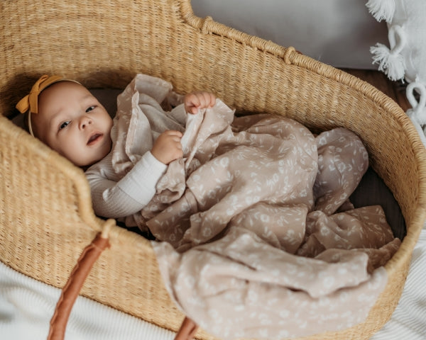 Swaddle Wild Flower Taupe