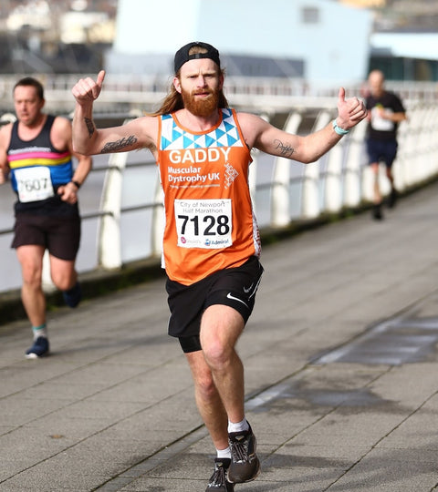 #whywerun - James Gadd
