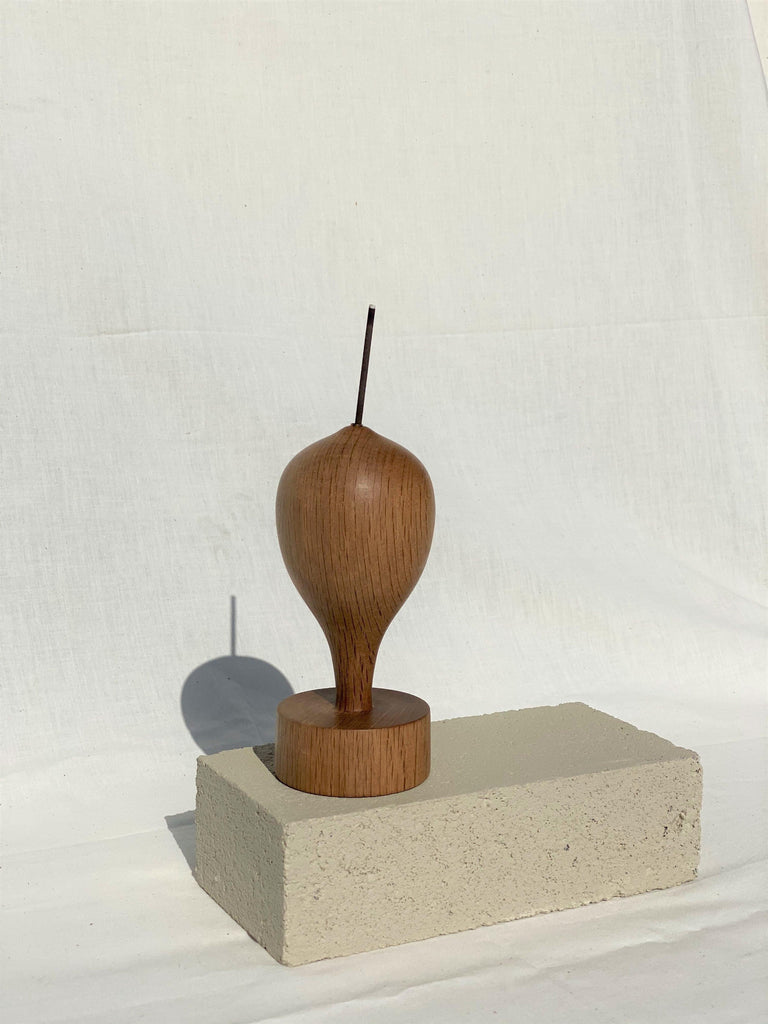 TERRA INCENSE HOLDER SMALL - DAMDAM x Cue Woodworks - DAMDAM