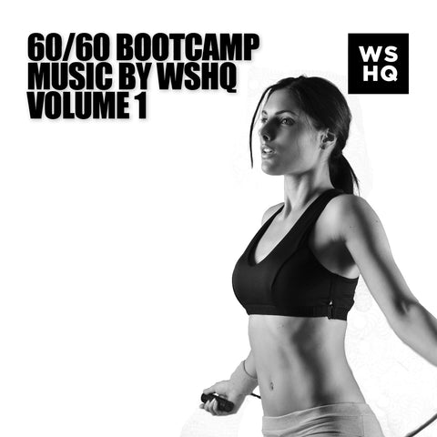 60/60 Workout Music, Vol. 1