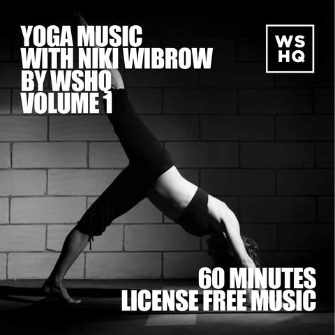 yoga music niki wibrow
