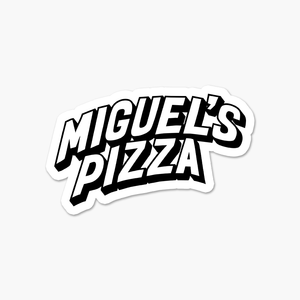 Miguel's Pizza 4 sticker bundle (free P&P)