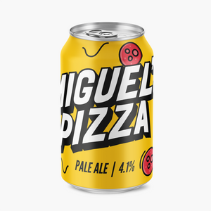 Miguel's Pizza Pale Ale 4.1%