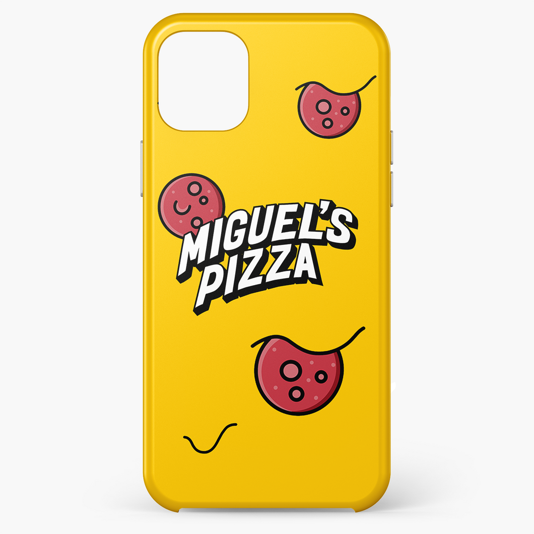 Miguel's Pizza Phone Case (iPhone 11/12)