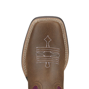 Ariat Youth Tombstone Western Boot