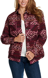 Ariat Women's Aztec Shirt Jacket