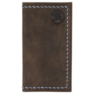 Roughy Rodeo Wallet Chocolate