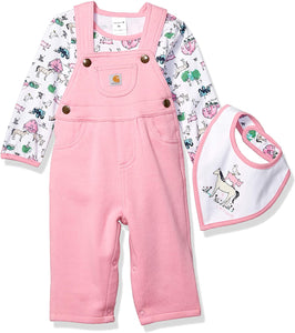 Girl's Carhartt Set