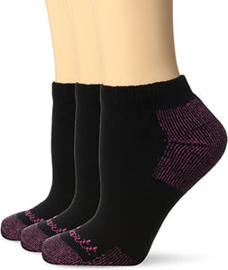 Carhartt Women's Cotton Low Cut Sock 3 Pack
