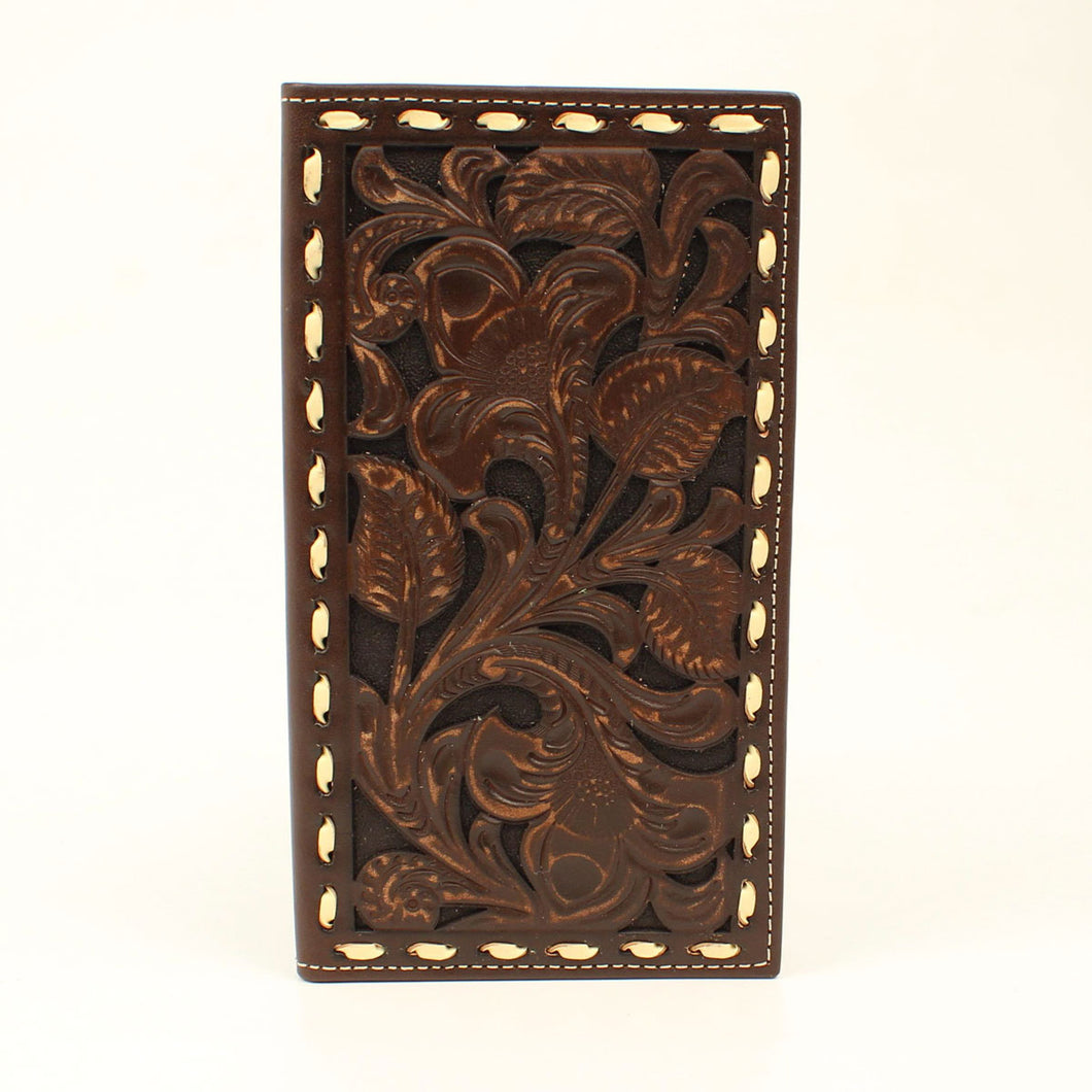 ARIAT BROWN RODEO WALLET