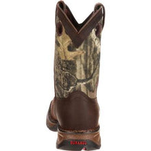 Load image into Gallery viewer, Lil' Durango® Big Kid Camo Saddle Western Boot