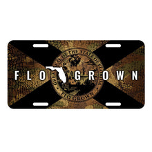 Load image into Gallery viewer, FloGrown License Plate