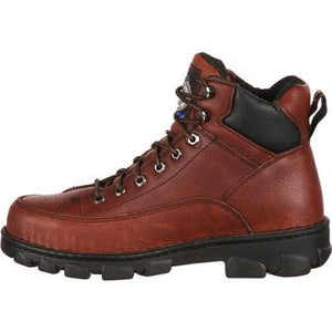 Georgia Boot Eagle Light Wide Load Steel Toe Work Hiker