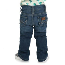 Load image into Gallery viewer, Wrangler Toddler Girls' Embroidered Jeans