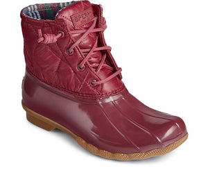 Women's Sperry Saltwater Nylon Quilted Duck Boot