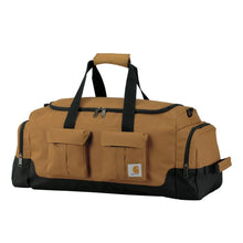 Load image into Gallery viewer, Carhartt Legacy 25 in. Brown Utility Duffel
