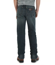 Load image into Gallery viewer, Kid's Wrangler Retro Slim Straight Jean
