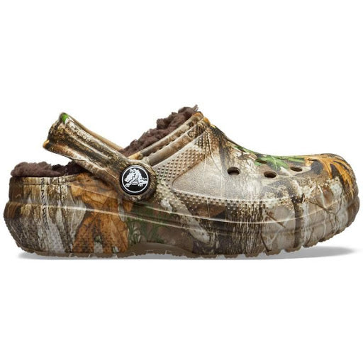 Kids' Classic Realtree Edge® Lined Clog