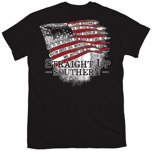Youth Straight Up Southern Short Sleeve Shirt