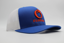 Load image into Gallery viewer, Florida Heritage Ridge Trucker Hat