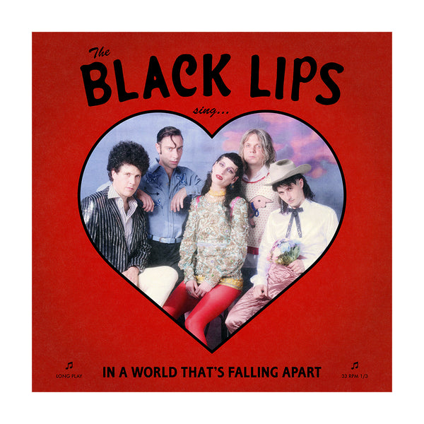 Black Lips - 'Sing In A World That's Falling Apart'