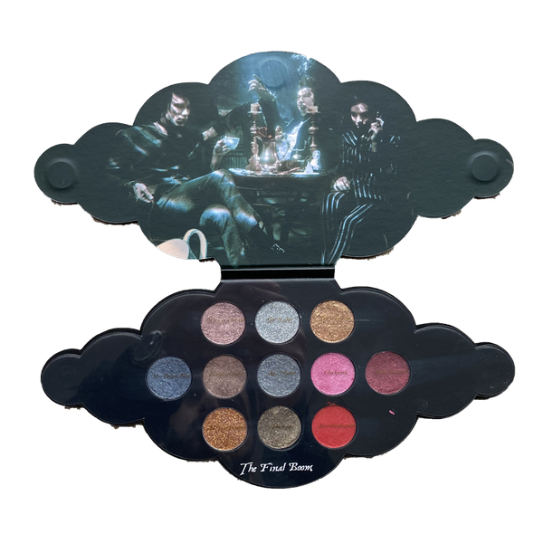THE FINAL BOOM MAKE UP PALLETTE