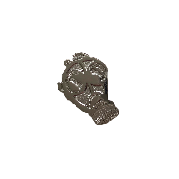 GAS MASK PIN