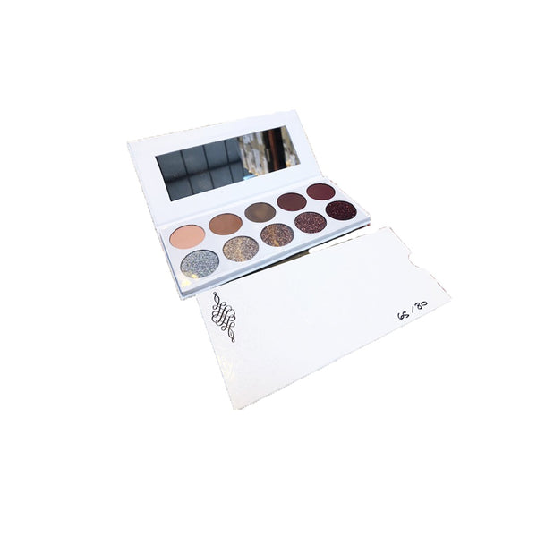 WHITEOUT Special Limited Edition Make Up Pallete